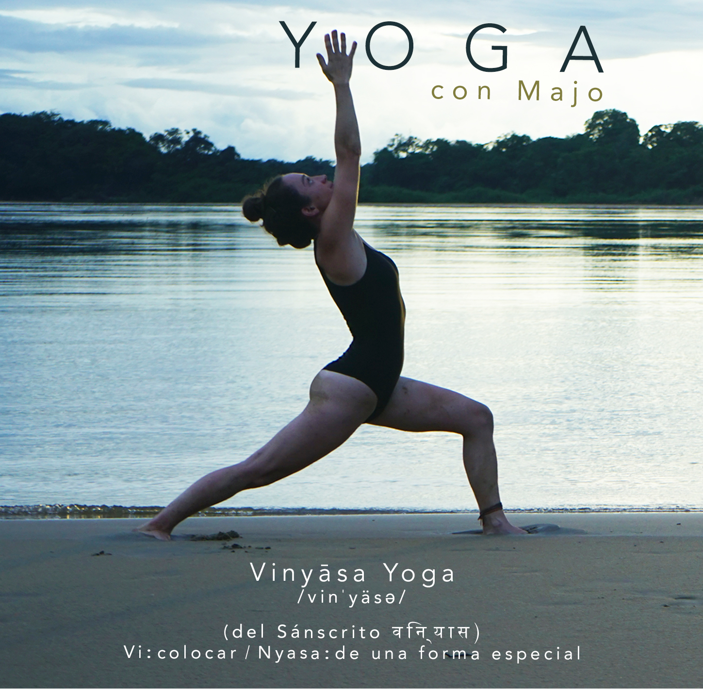 Yoga con Majo