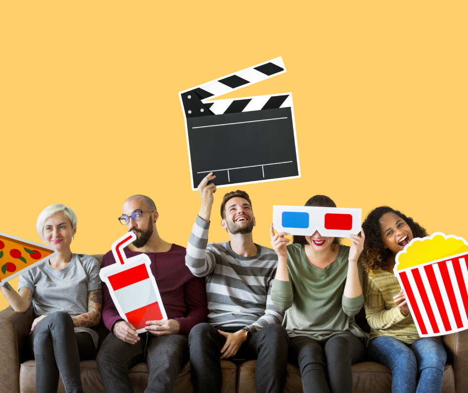 Beneficios del cine