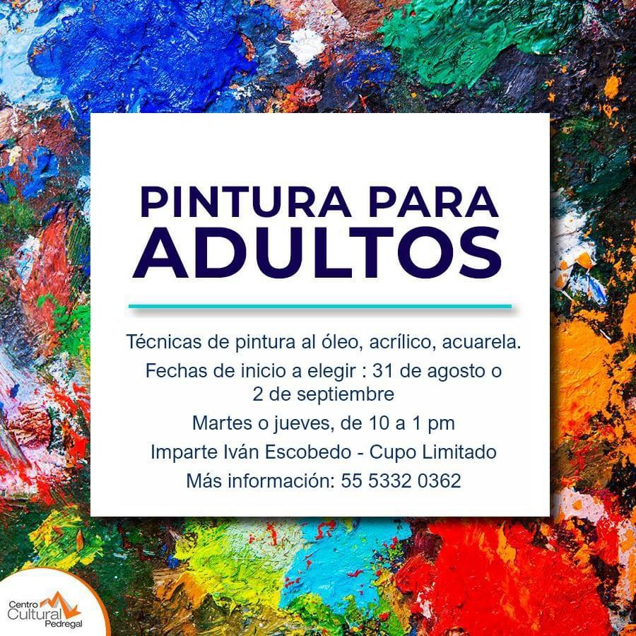 Pintura para adultos